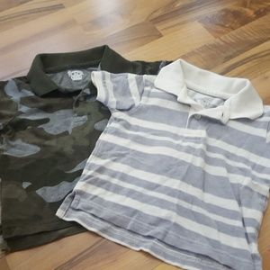 Boys Children's Place Collared Shirts